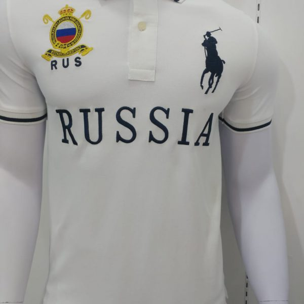 RL Russia Country Polo